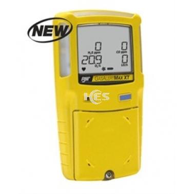 泵吸式GAMAX-XT4四合一气体检测仪(O2,CO,H2S,LEL)