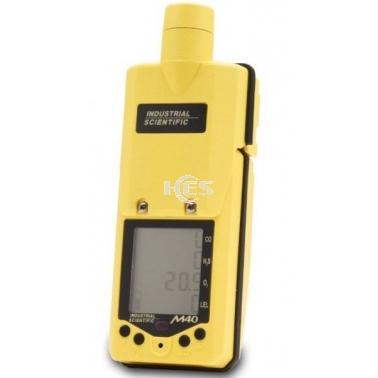 泵吸式M40多种气体检测仪(O2,CO,H2S,LEL)