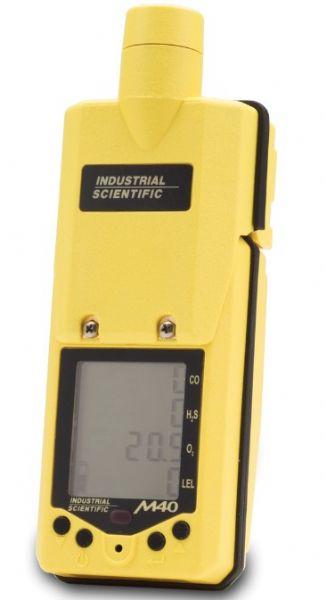 泵吸式M40三合一气体检测仪(LEL,O2,H2S)