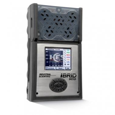 MX6 iBrid复合式气体检测仪 六合一