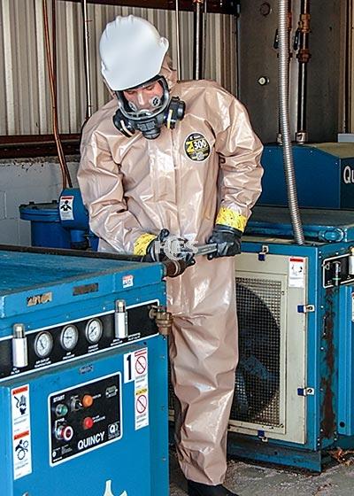 Zytron300系列Z300 Z3H426 C级连体式防护服