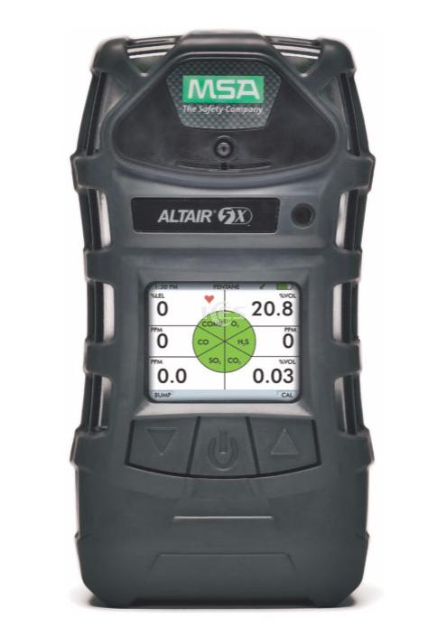 天鹰Altair 5X多气体检测仪(LEL/O2/CO/H2S)彩屏
