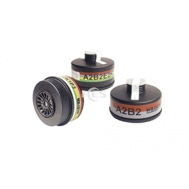 斯博瑞安SPERIAN塑料防毒防尘滤罐BC1788025