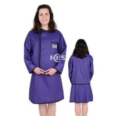 X射线长袖双面分体套裙标准粘扣型C321