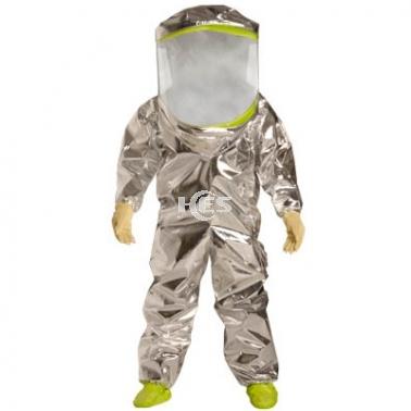 Tychem TK600T防火防化气密式防护服