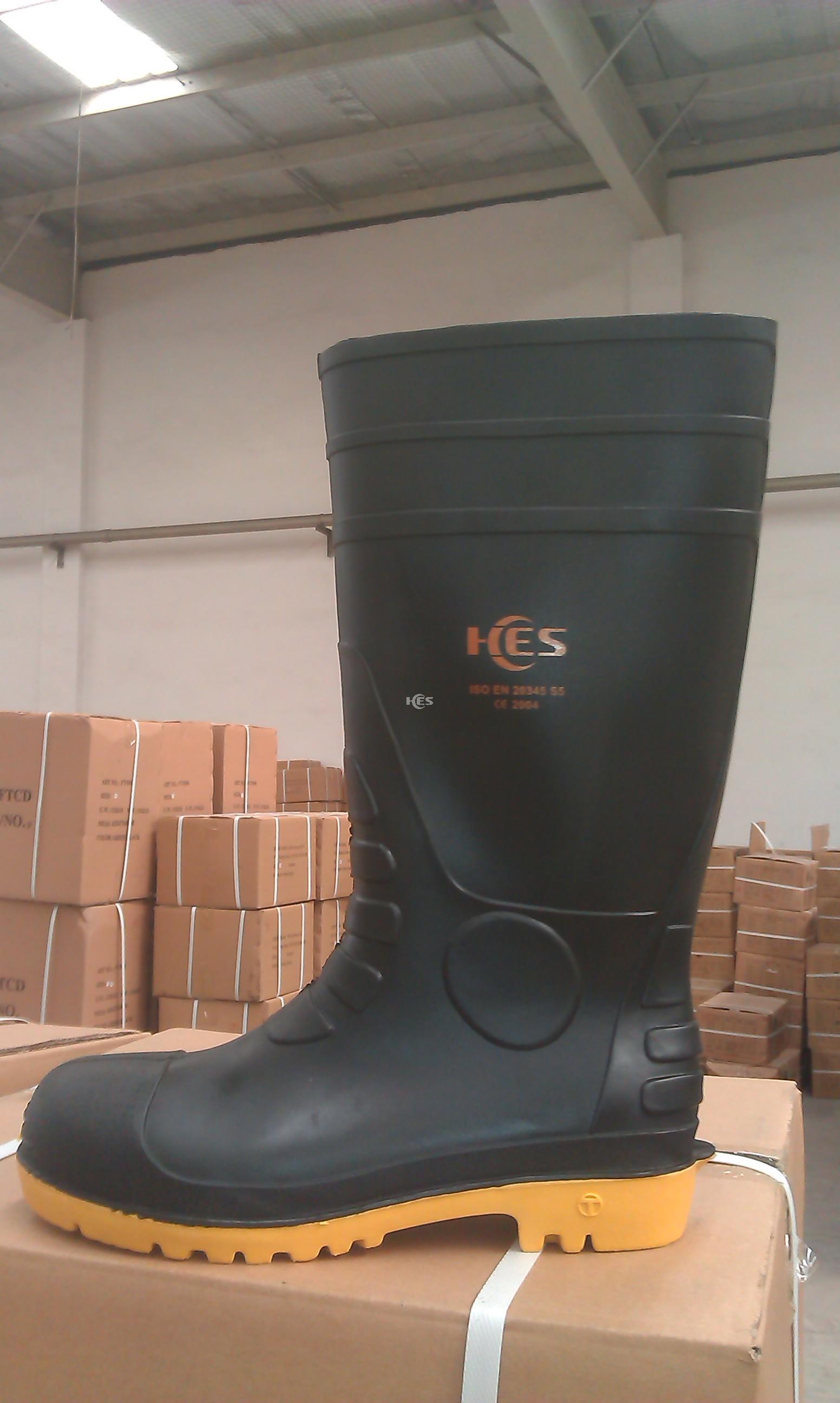 长筒防化靴/重型防化靴/长筒防护靴 S-291
