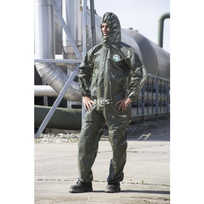 ChemMAX4系列凯麦斯4 CT4SY428 连体防护服