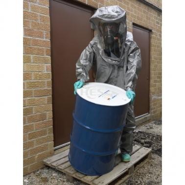 凯麦斯3系列ChemMAX3  CT3S450 空气呼吸器内置式B级防护服
