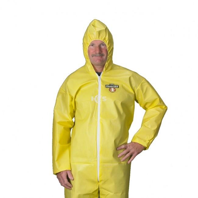 ChemMAX1系列凯麦斯1 CT1SCF428 凉爽型连体防护服