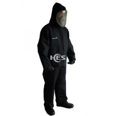 分体式核射线防护服套装