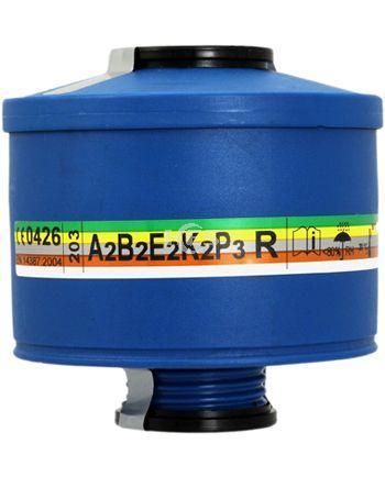 203ABEK2P3 活性炭过滤罐 防核滤灌