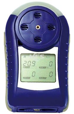 Implulse x4四合一气体检测仪(O2,CO,H2S,LEL)