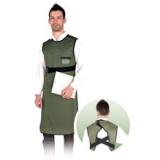 X射线防护铅衣前身单面防护衣简易型C102