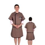 X射线半袖双面分体套裙标准粘扣型C311