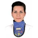 X射线甲状腺防护简易型铅围脖T250