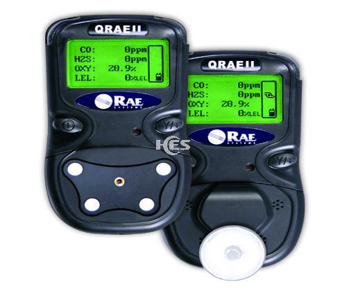 QRAE II泵吸式四合一气体检测仪PGM-2400