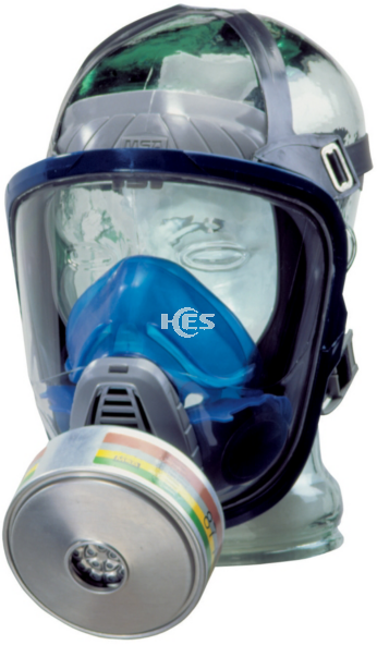 Advantage 优越系列3100单滤罐全面罩呼吸器