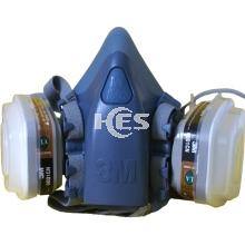 6098有机蒸汽及颗粒物防护P3滤盒