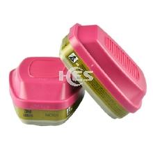 60926多用气体及颗粒物防护P100滤盒