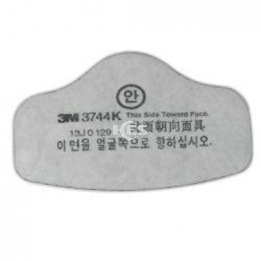3744K KN95有机蒸气异味及颗粒物滤棉