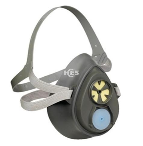 3100半面型防护面罩