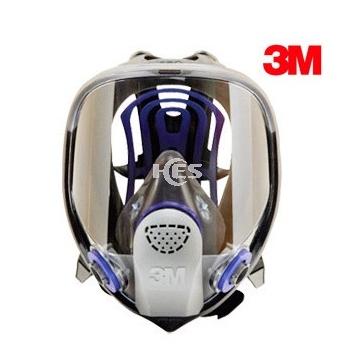 FF-401硅胶全面型防护面罩