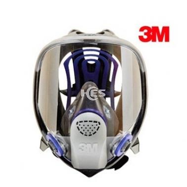 FF-402硅胶全面型防护面罩