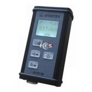 AT6130环境级X、γ辐射剂量射线检测仪