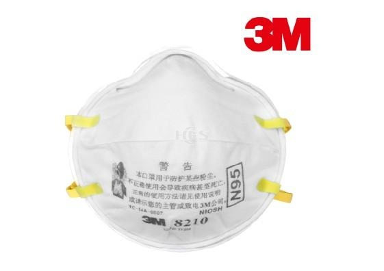 8210CN N95 防尘口罩