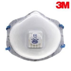 8577CN P95 KP95有机蒸气异味及颗粒物防护口罩