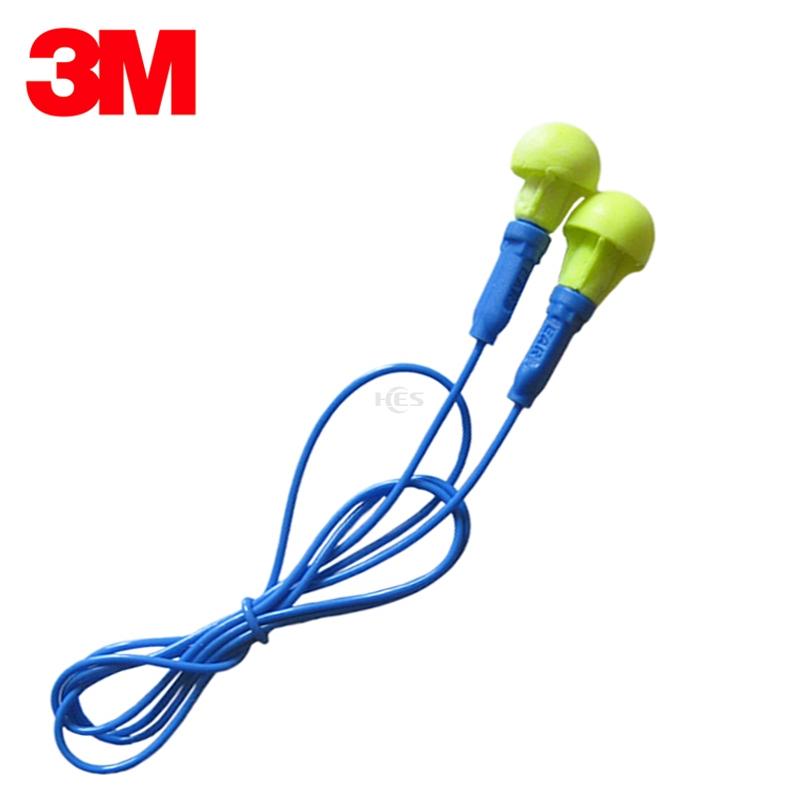 EAR 318-1005 Push INS 免搓揉泡棉带线耳塞