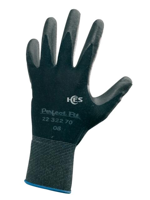 Sperian尼龙发泡丁腈涂层耐油防滑工作手套 2232270CN