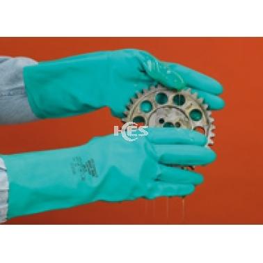 Nitrosol™ 10*%丁腈橡胶手套 EN19(有衬里)