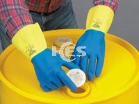 Neolasol™ 氯丁橡胶和天然橡胶混合型手套 ECR27F