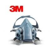 7501硅胶半面型防护面罩