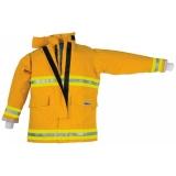 OSX® Attack™ 消防战斗服--上衣