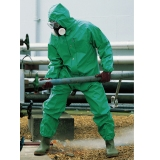 BoilerSuit喷雾致密型化学防护服 N71254110(M)