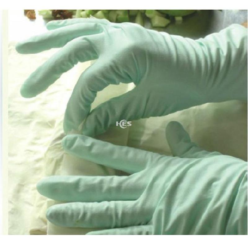 Fresh Touch Moisture一次性天然橡胶无粉手套33-600