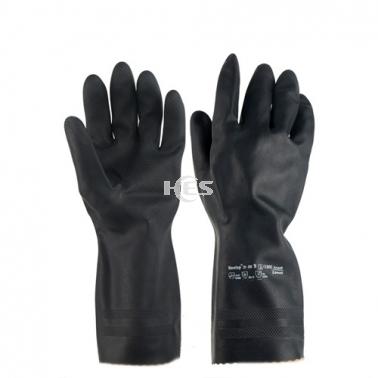 Extra Black 天然橡胶防化手套87-950