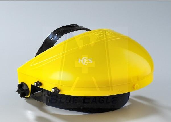 标准型安全面罩头盔 B1YE(与FC系列面屏搭配使用)