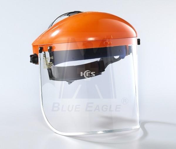 标准型安全面罩头盔 B1OR(与FC系列面屏搭配使用)