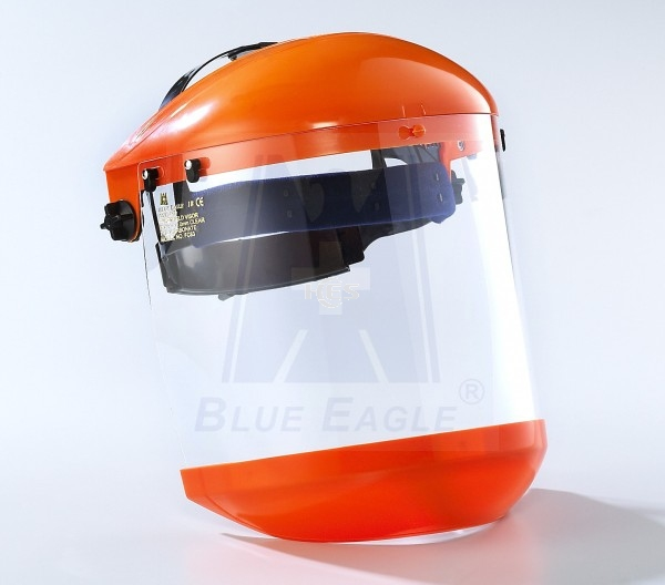 安全面屏 FC83(与B2头盔及C3下巴防护盖使用)