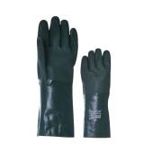 Snorkel丁腈和PVC混合防化手套4-414