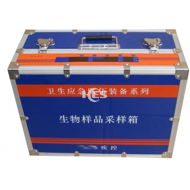 生物样品采样箱(中毒处置类)-卫生应急队伍装备