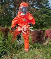 A级全封闭核生化防护服(Class I)-Z5H550