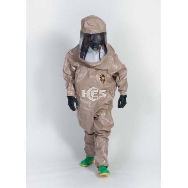 B级全封闭核生化防护服(Class I)-Z3H571