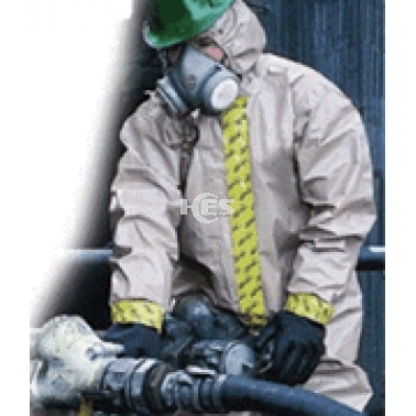 半封闭化学防护服--环境应急监测车配套