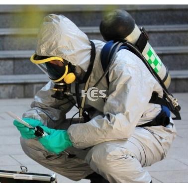 自给式空气呼吸器--环境应急监测车配套