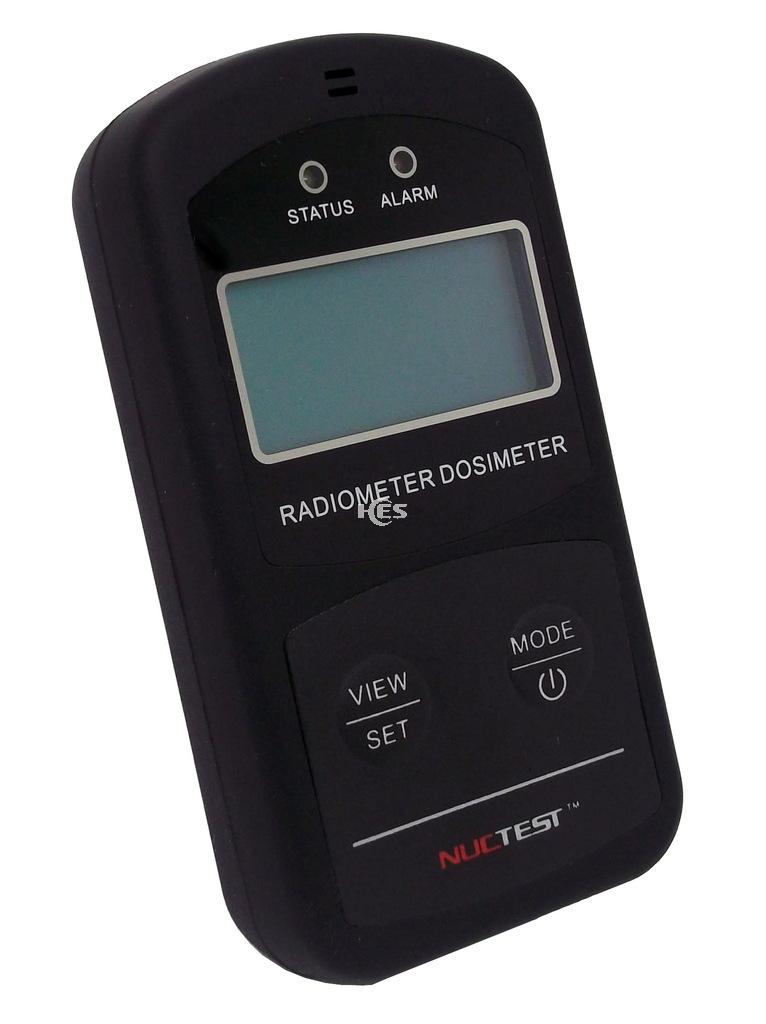 NT6102型个人辐射剂量报警仪