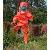 气体致密型化学防护服--环境应急标准化能力建设